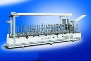 BF300C Multifunctional Cold&Hot Glue Sheeting Machine(combined type)