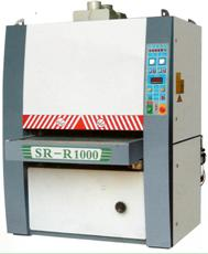 Model SR-RP 1000 Wide Belt Sander