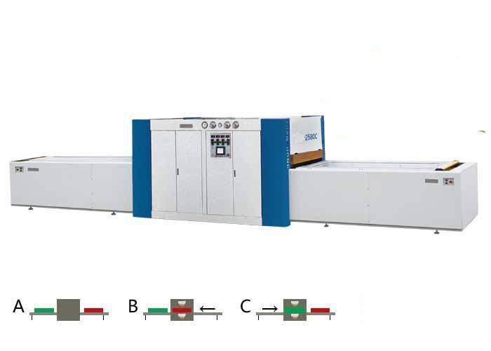 TM2580E 多功能木皮正负压真空覆膜机