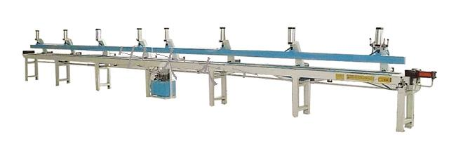 MH12000 heavy-duty huts finger jointer
